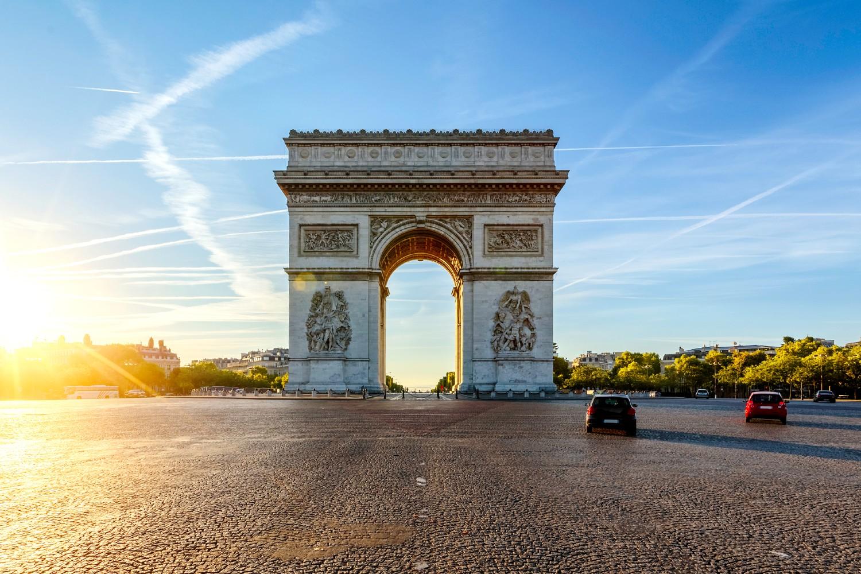 Lieux célèbres en France – Top Ten